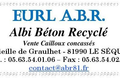 ALBI BETON RECYCLE