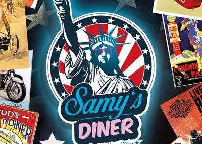 SAMY'S  DINERS