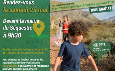 Eco-Rando samedi 25 mai