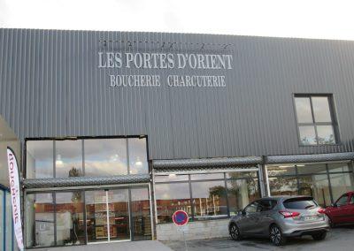 LES PORTES D'ORIENT